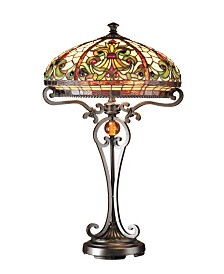 Dale Tiffany Boehme Table Lamp