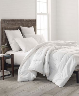Pure + Simple Twin Comforter