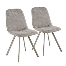 Lumisource Sedona Dining Chair Set of 2