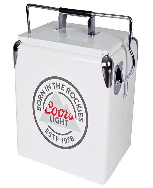 Coca-Cola Coors Light Ice Chest Cooler