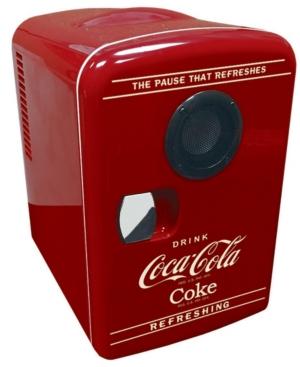 Coca Cola Bluetooth Personal Beverage Cooler