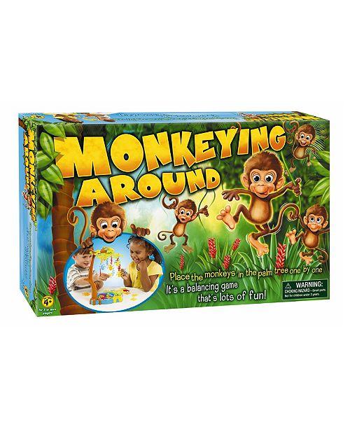 Fundamental Toys Monkeying Around