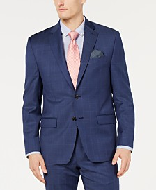 Lauren Ralph Lauren Men's UltraFlex Classic-Fit Windowpane Jacket