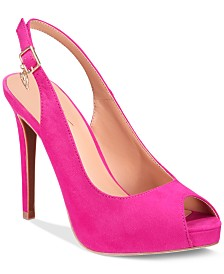 Thalia Sodi Luzia Slingback Pumps, Created for Macy's