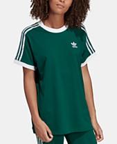 abb0cddf adidas Originals adicolor Cotton Three-Stripes T-Shirt
