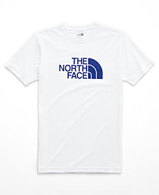 The North Face Men's Half Dome Logo Graphic Tri-Blend T-Shirt