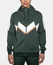 Sean John Men's Broken Chevron Hoodie