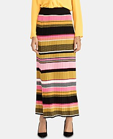 RACHEL Rachel Roy Kennedy Sweater Midi Skirt