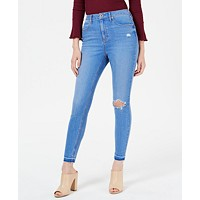 Macys deals on American Rag Juniors Distressed Skinny Jeans