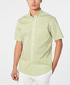 Club Room Men's Avocado Graphic Shirt