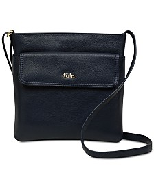 Tula England Zip Top Crossbody