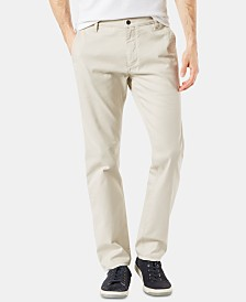 Dockers Men's Alpha Slim Fit All Seasons Tech Khaki Stretch Pants