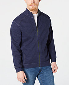 Tommy Bahama Men's Flip Side Full-Zip Reversible Jacket, Created for Macy's