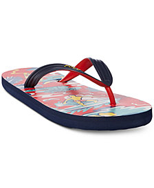 Polo Ralph Lauren Men's Aloha Flip Flops