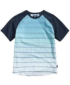 0363eac14 Univibe Big Boys Danbury Regular-Fit Colorblocked End-On-End Stripe ...