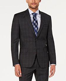 DKNY Men's Modern-Fit Wool Jacket