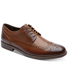 Men's Style Purpose 3 Wingtip Oxfords