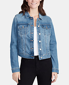 WILLIAM RAST Lenna Core Denim Jacket
