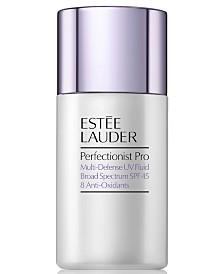 Estée Lauder Perfectionist Pro Multi-Defense UV Fluid SPF 45, 1-oz.