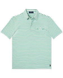 Polo Ralph Lauren Big Boys Striped Cotton Polo