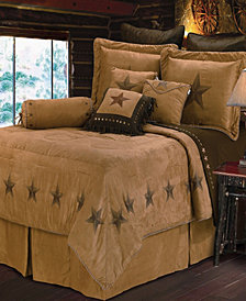 Luxury Star Comforter Set, Super Queen