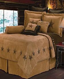 Luxury Star Comforter Set, Super Queen
