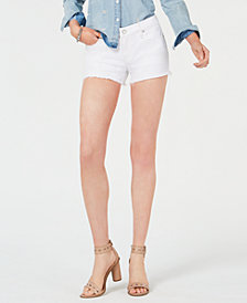 Hudson Jeans Gemma Cutoff Denim Shorts