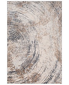 "Alpine ALP-2303 Charcoal 9'3"" x 12'3"" Area Rug"
