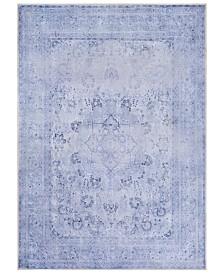 "Surya Amelie AML-2304 Lavender 7'10"" x 10'3"" Area Rug"