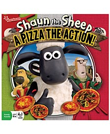 Shaun the Sheep- A Pizza The Action!