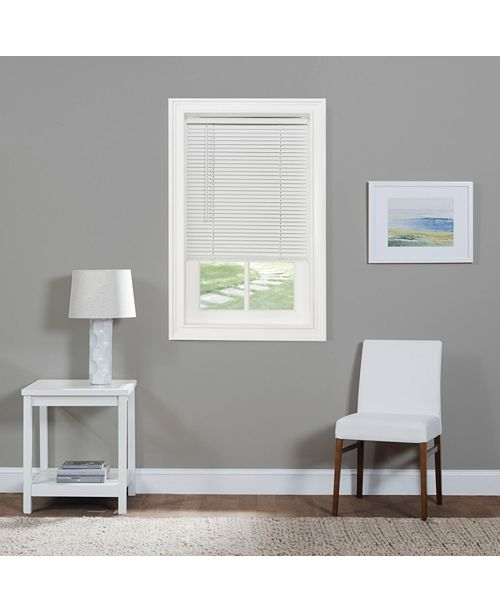 "Achim Cordless GII Morningstar 1"" Light Filtering Mini Blind,  42x64"