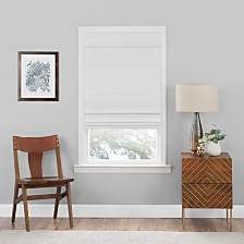 Cordless Blackout Roman Window Shade, 31X64
