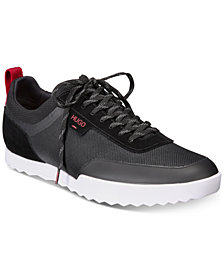 HUGO Men's Matrix Low-Profile Sneakers