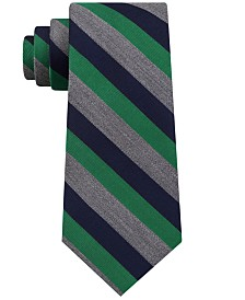 Tommy Hilfiger Men's Heather Stripe Tie