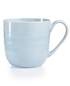 Martha Stewart Collection Color Striping Mug, Created for Macy's