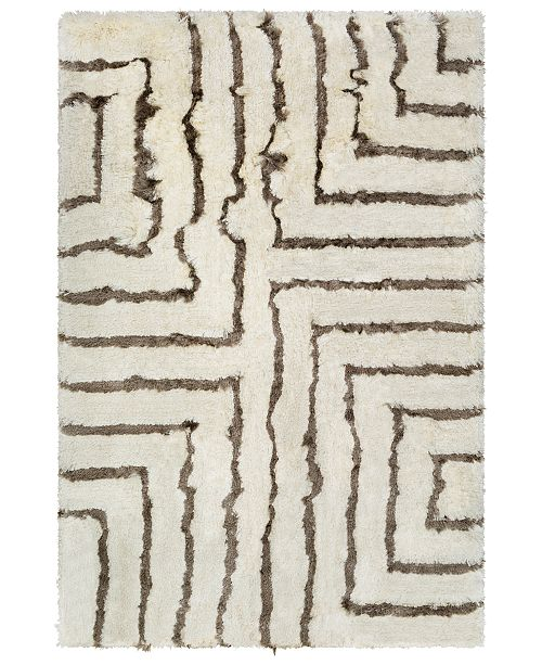 Surya Corsair CSR-1001 Cream 8' x 10' Area Rug