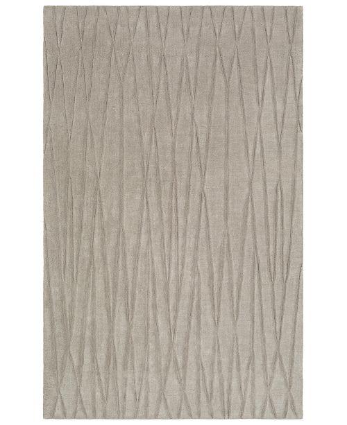 Surya Etching ETC-4997 Medium Gray 8' x 11' Area Rug