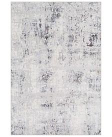 """Genesis GNS-2305 Silver Gray 7'10"""" x 10'3"""" Area Rug"""