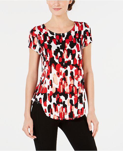 9e943d57986e1 Alfani Printed T-Shirt