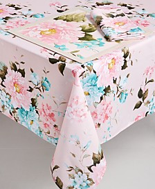 Elrene Julia Blush Table Linens Collection
