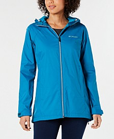 Long Lined Rain Jacket
