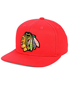 Outerstuff Boys' Chicago Blackhawks Constant Snapback Cap