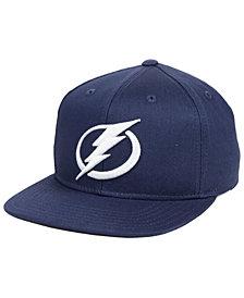 Outerstuff Boys' Tampa Bay Lightning Constant Snapback Cap