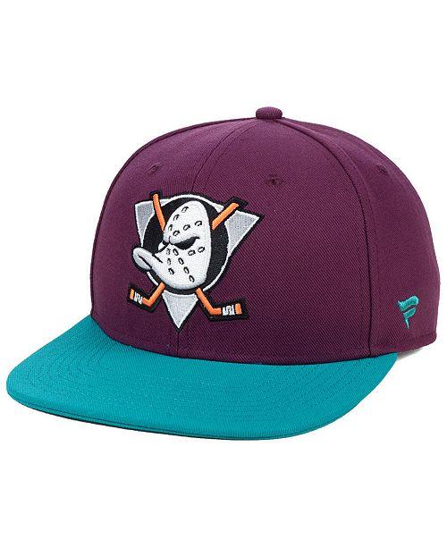 8e2e478829754 ... Authentic NHL Headwear Anaheim Ducks Mighty Ducks Collection Snapback  Cap ...