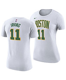 Nike Women's Kyrie Irving Boston Celtics City Edition Player T-Shirt