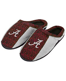 Forever Collectibles Alabama Crimson Tide Knit Cup Sole Slippers