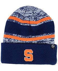 Zephyr Syracuse Orange Slush Cuff Knit Hat