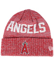 New Era Los Angeles Angels Crisp Color Cuff Knit Hat