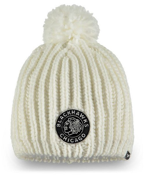 ... Hat  Authentic NHL Headwear Women s Chicago Blackhawks Winter Classic  Knit ... 0dd89c9b9b