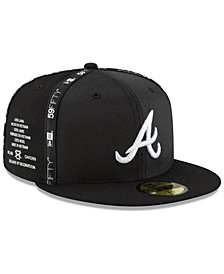 New Era Atlanta Braves Inside Out 59FIFTY-FITTED Cap